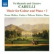 Carulli, F. & G. Music For Guitar &..