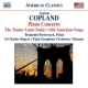 Copland, A.:old American Songs/ Piano Concerto