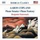 Copland, A.:old American Songs/ Piano Music