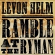 Levon Helm Ramble At The Ryman