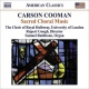 Cooman, C. Sacred Choral Music