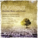 Dutilleux, H. Chamber Music With Piano