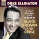 Ellington, Duke Black, Brown and Beige