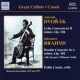 Dvorak  /  Brahms CD Cello Concerto/Double Con