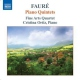 Faure, G.:penelope CD Piano Quintets