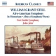 Grant Still, W. CD Afro-American Symphony