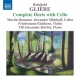Gliere, R. Complete Duets With Cello