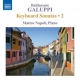 Galuppi, B. Keyboard Sonatas Vol.2