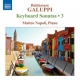 Galuppi, B. Keyboard Sonatas Vol.3