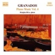 Granados, E. CD Piano Music Vol.4