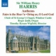 Harris Choral Music:Anthems
