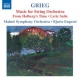 Grieg, E. From Holberg´s Time/Lyric