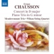 Chausson, E. Concert For Violin, Piano