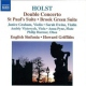 Holst, G. Double Concerto