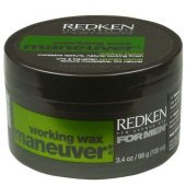 Redken: For Men Working Wax Maneuver - kosmetika 98g (�ena)