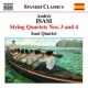 Isasi, A. String Quartets No.3 & 4