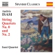 Isasi, A. String Quartets Vol.1