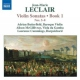 Leclair, J.m. Violin Sonatas Book 1 Vol