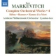 Markevitch, Igor Complete Orchestral Works