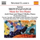 Montsalvatge, X. Music For 2 Pianos