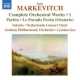 Markevitch Orchestral Music Vol.1