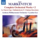 Markevitch Orchestral Works Vol.2