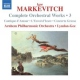 Markevitch Orchestral Works Vol.3