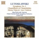 Lutoslawski, Witold Orchestral Works Vol.6