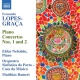 Lopes-graca, F. Piano Concertos No.1 & 2