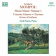 Mompou, F. Piano Music Vol.1