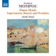 Mompou, F. Piano Music Vol.6