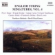 Northern Sinfonia English String Miniatures