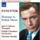 Panufnik Homage To Polish Music