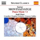 Montsalvatge, X. Piano Music Vol.2