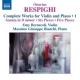 Respighi, O. Complete Works For..