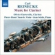 Reinecke Music For Clarinet