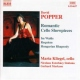 Popper, D. CD Romantic Cello Showpieces