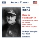 Royal Norwegian Navy Band Sousa Music For Wind Band