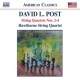 Post, D.l. String Quartets No.2-4