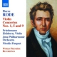 Rode, P. Violin Concertos No.1,5 &
