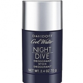 Davidoff: Cool Water Night Dive - deostick 75ml (muž)