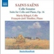Saint-saens, C. Cello Sonatas 1 & 2