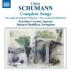 Schumann, Chopin Complete Songs