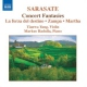 Sarasate, P. Music For Violin & Piano