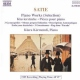 Satie, Erik Piano Works (Selection)