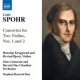 Spohr, L. Concertos For Two Violins