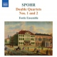 Spohr, L. Double Quartets Vol.1