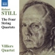 Still, Robert CD Four String Quartets
