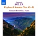 Soler, A Keyboard Sonatas No 42-56