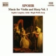 Spohr, L. Music For Violin & Harp V